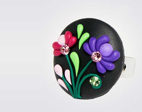 inel handmade-miidefloriart